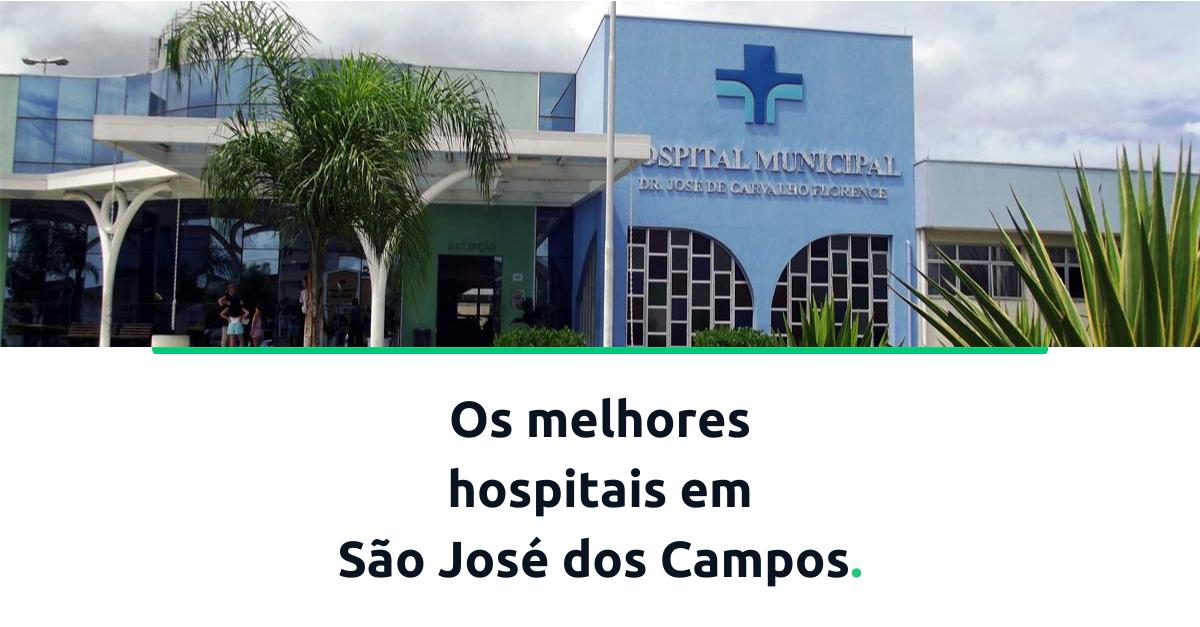 hospitais-em-São-José-dos-Campos