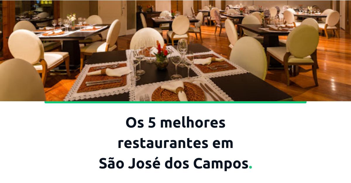 restaurantes-em-são-josé-dos-campos
