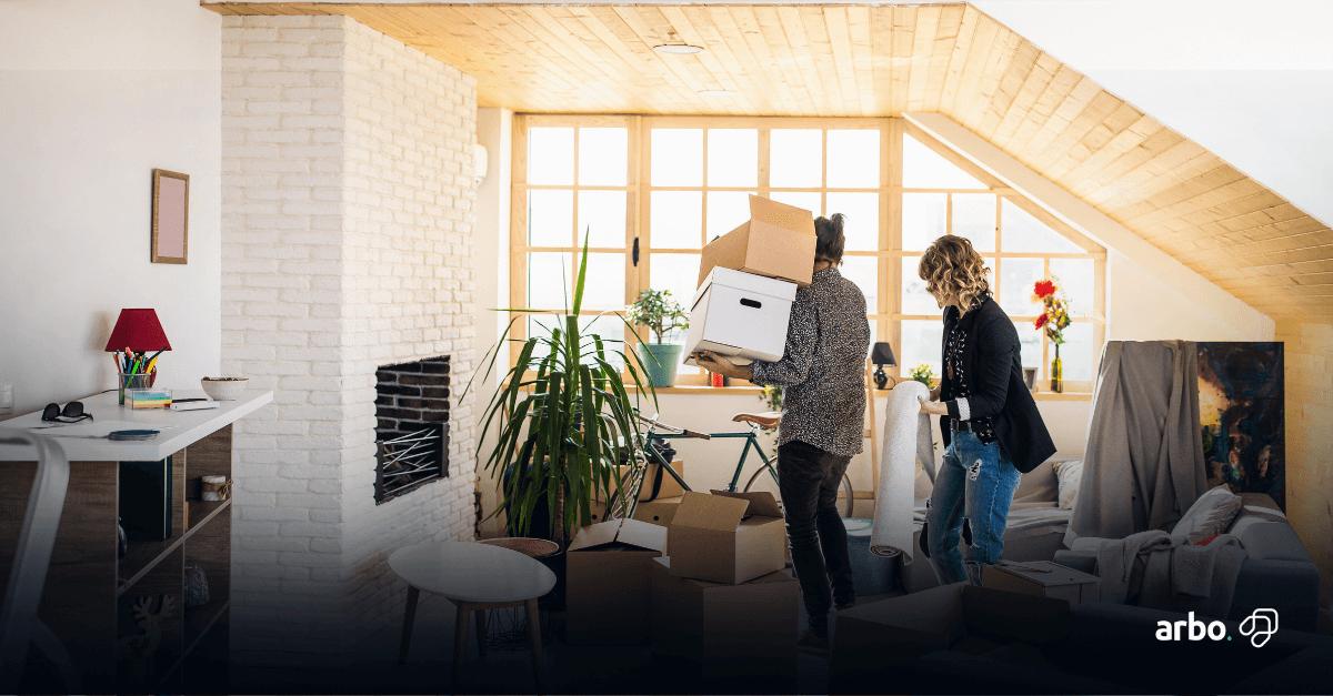 Como organizar a casa para vender
