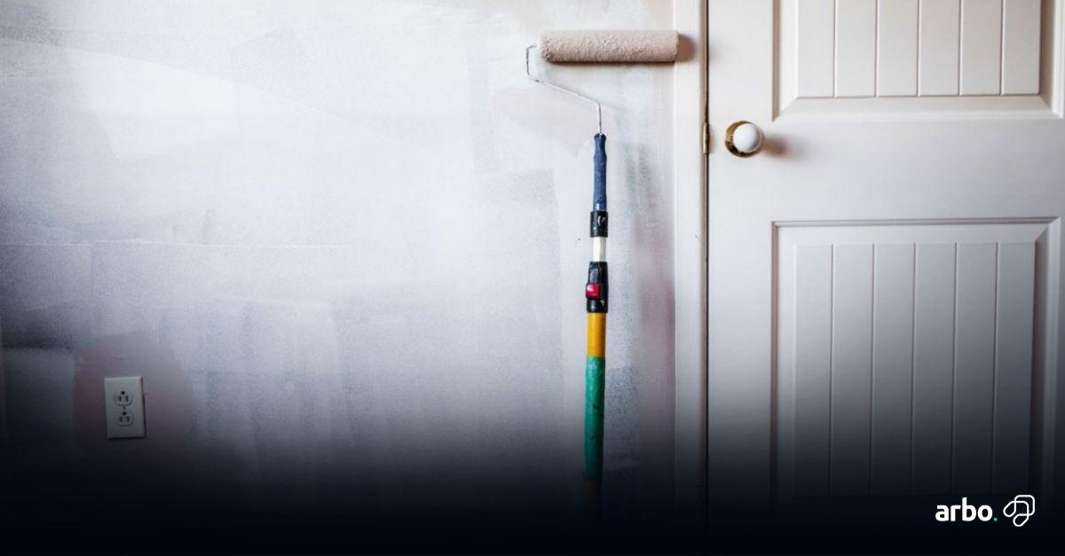 manutenção no aluguel de apartamento