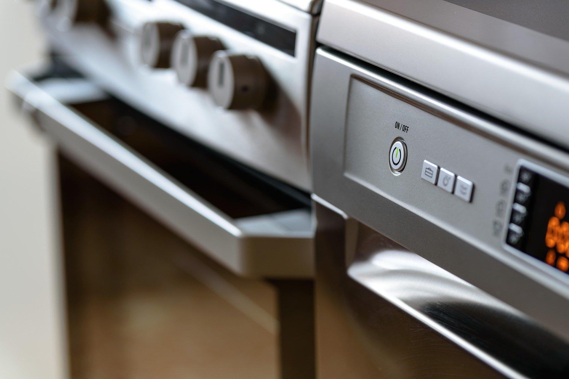 manutenção de fogão