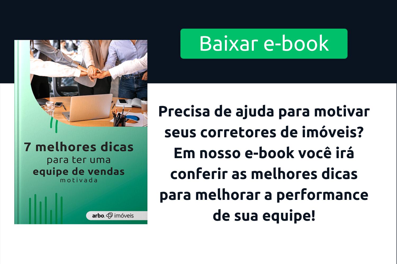 E-book – Dicas Equipe de Vendas Motivada