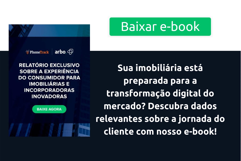 E-book com PhoneTrack – Experiência do Consumidor