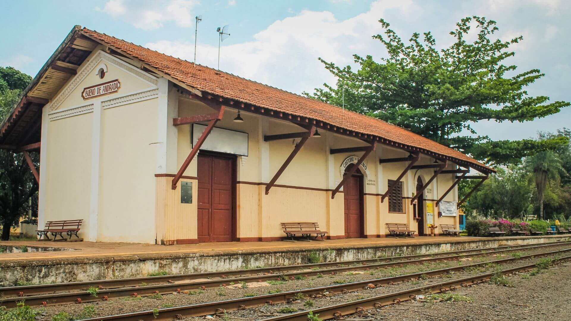 construções históricas apartamento em araraquara