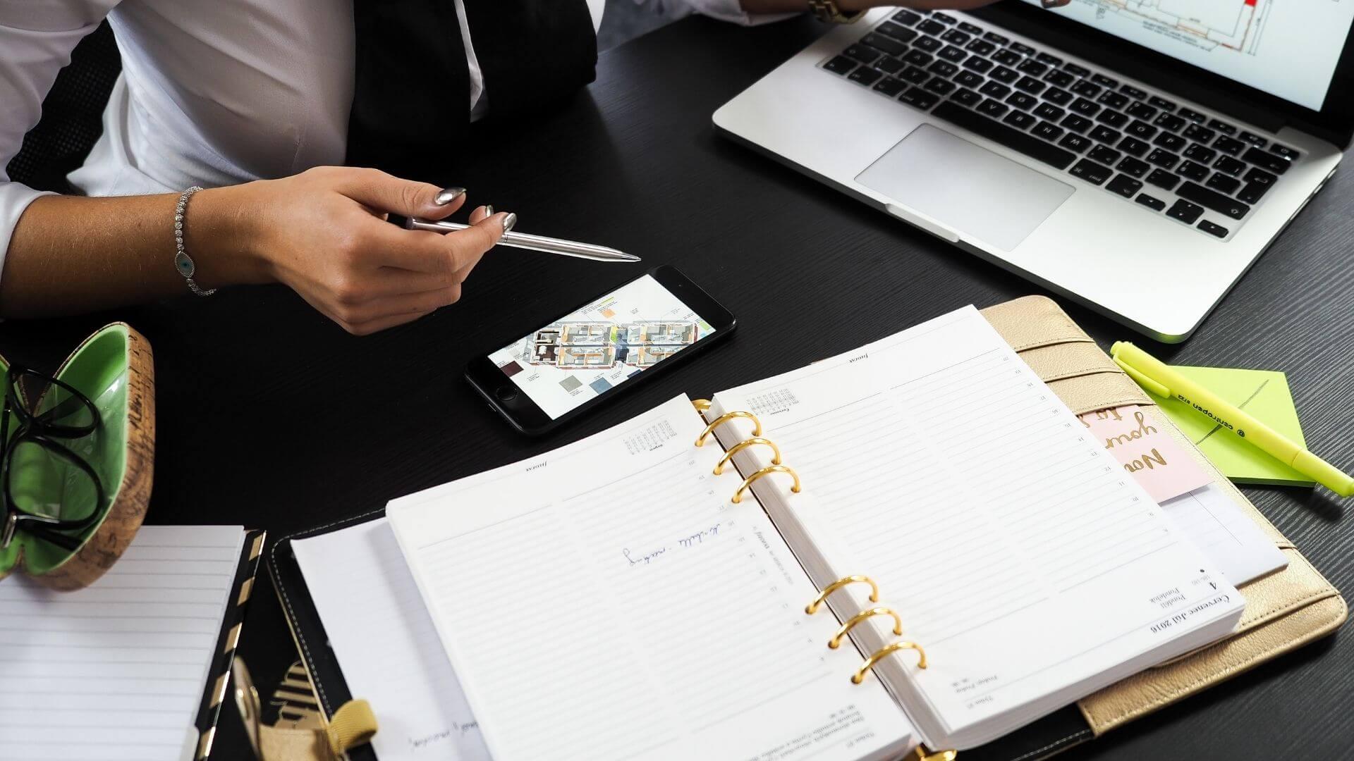 estudos como fazer plano de carreira