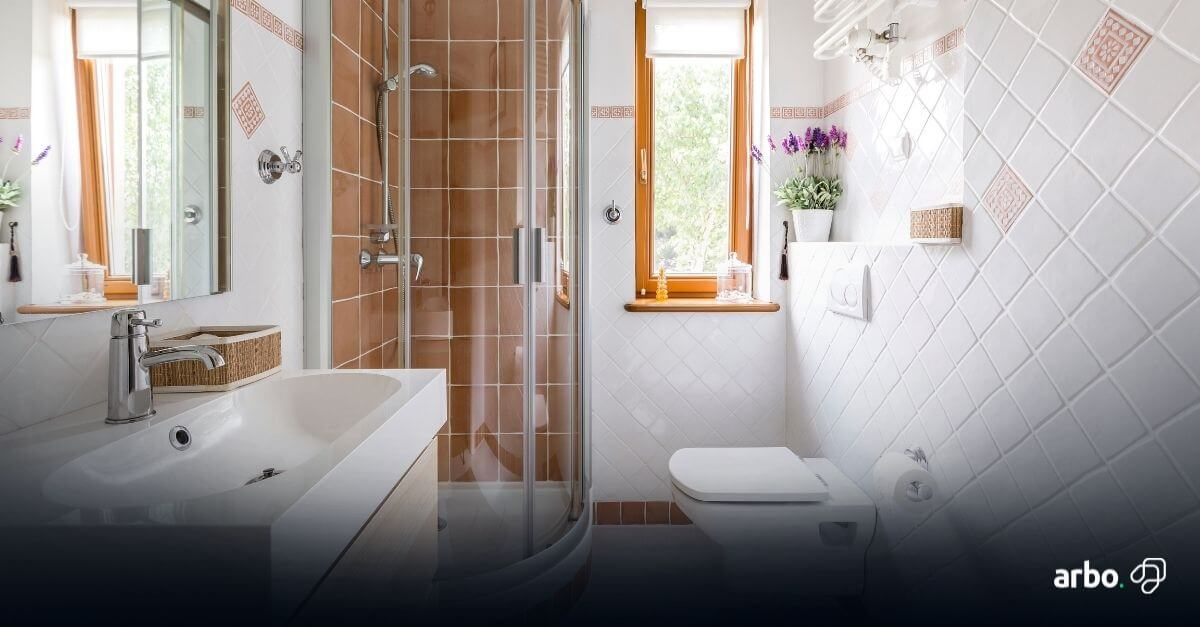 dicas para organizar banheiro