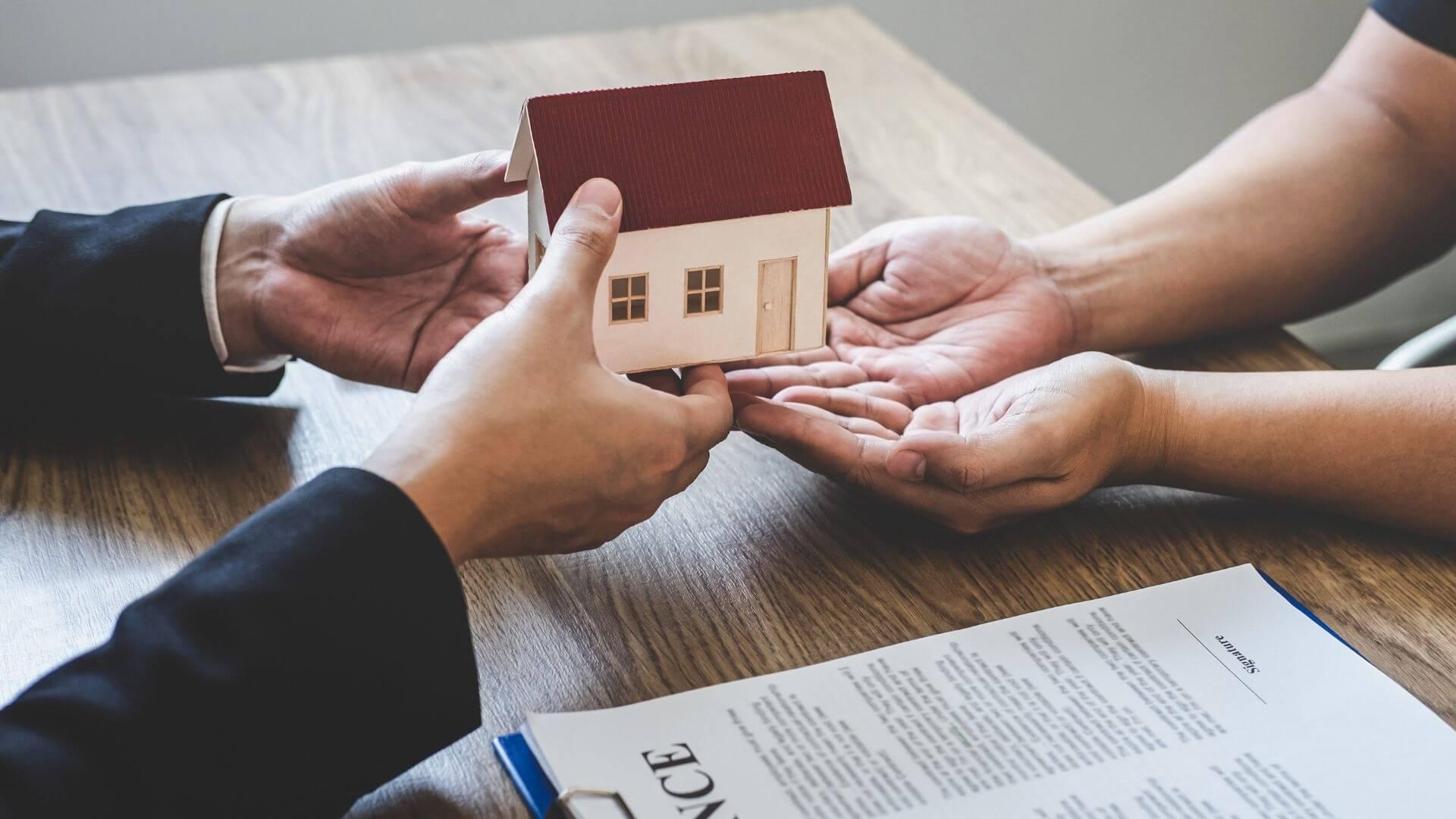 negociação imobiliária