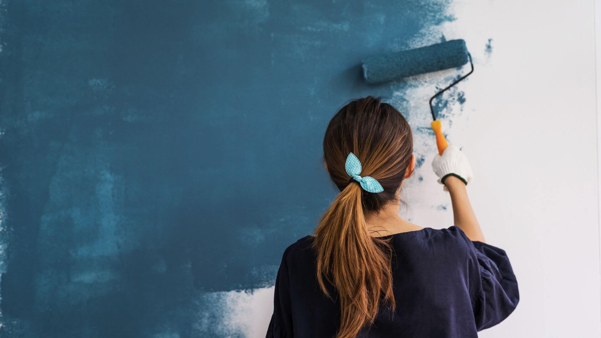 locação de imóvel pintura das paredes
