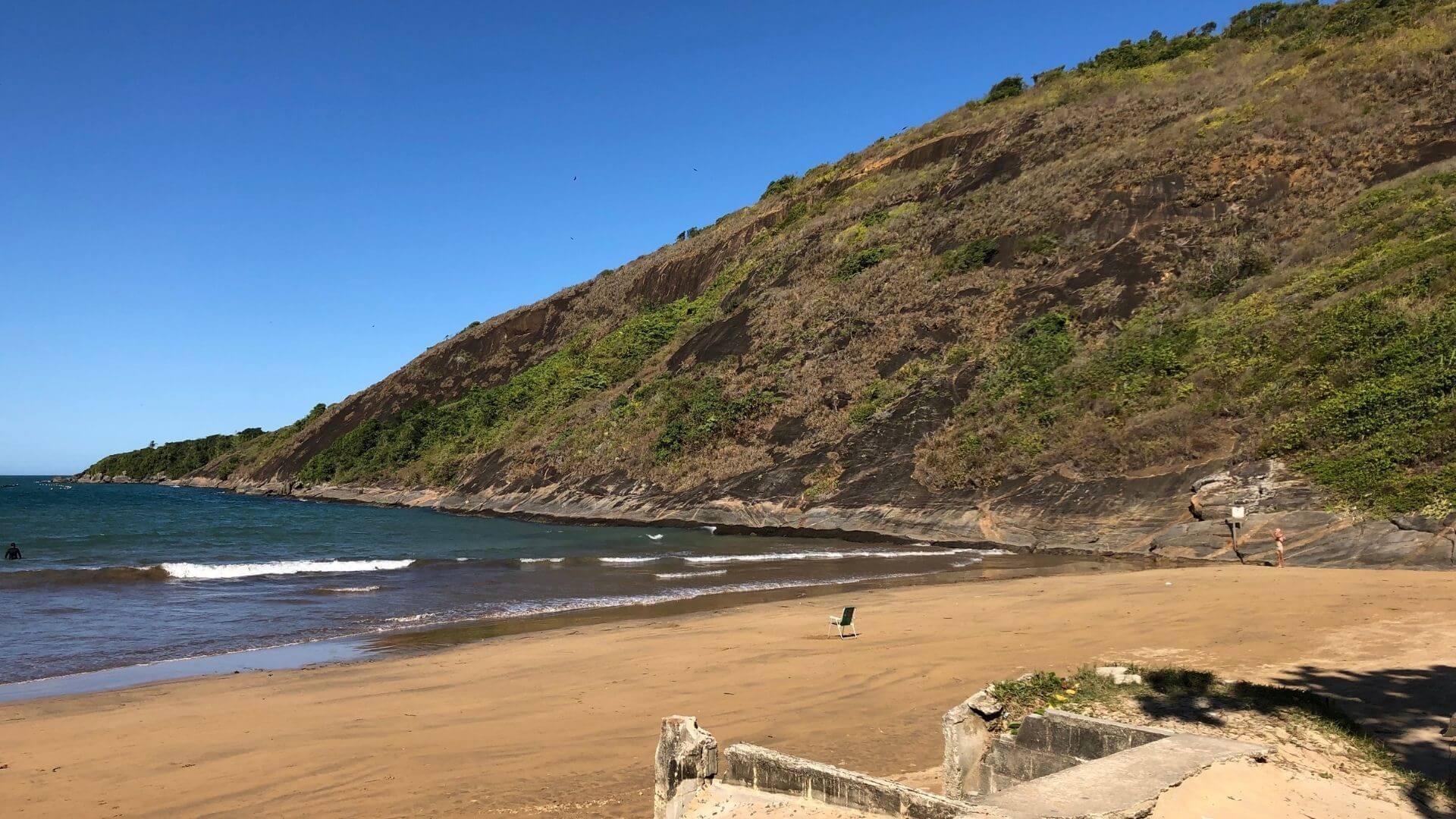 praias para quem compra ou aluga casa em guarapari