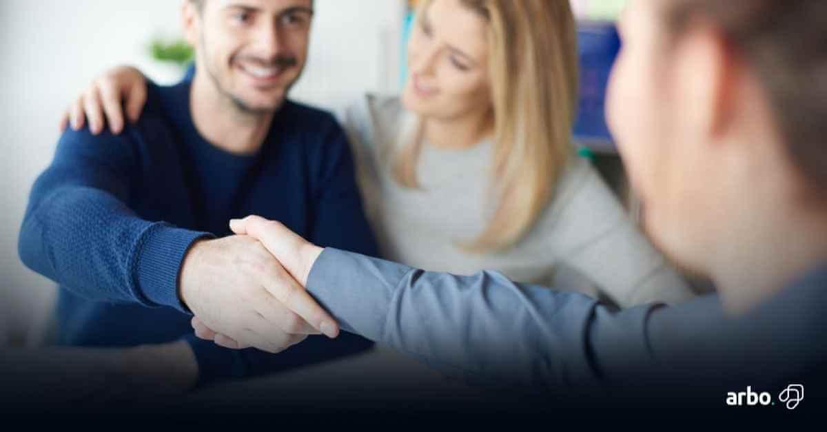 rapport em vendas de imóveis