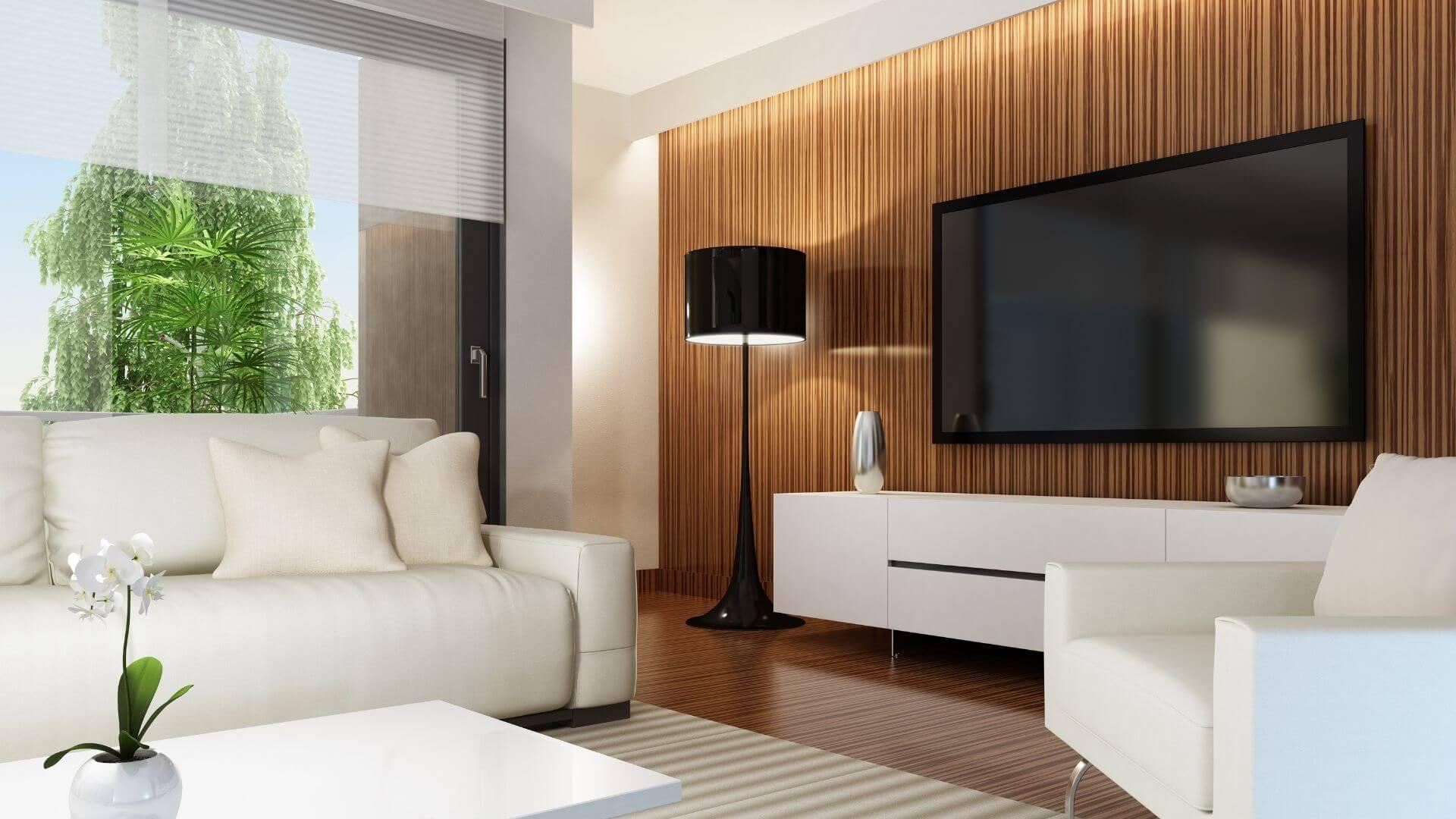 sala de estar ou de tv