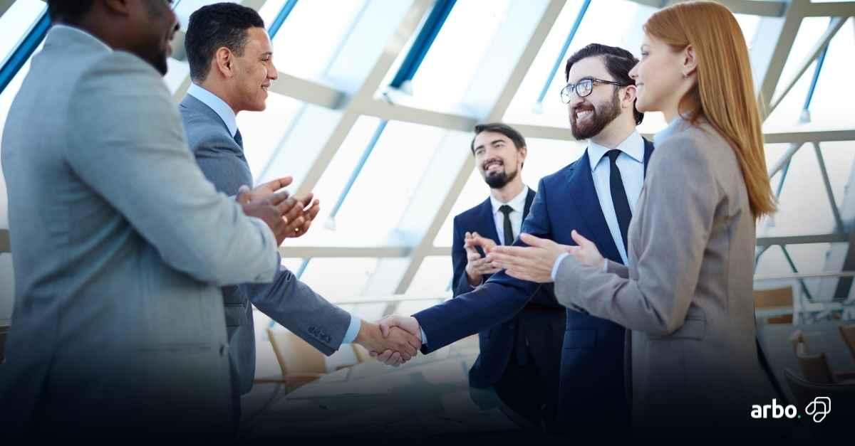 negociação de vendas