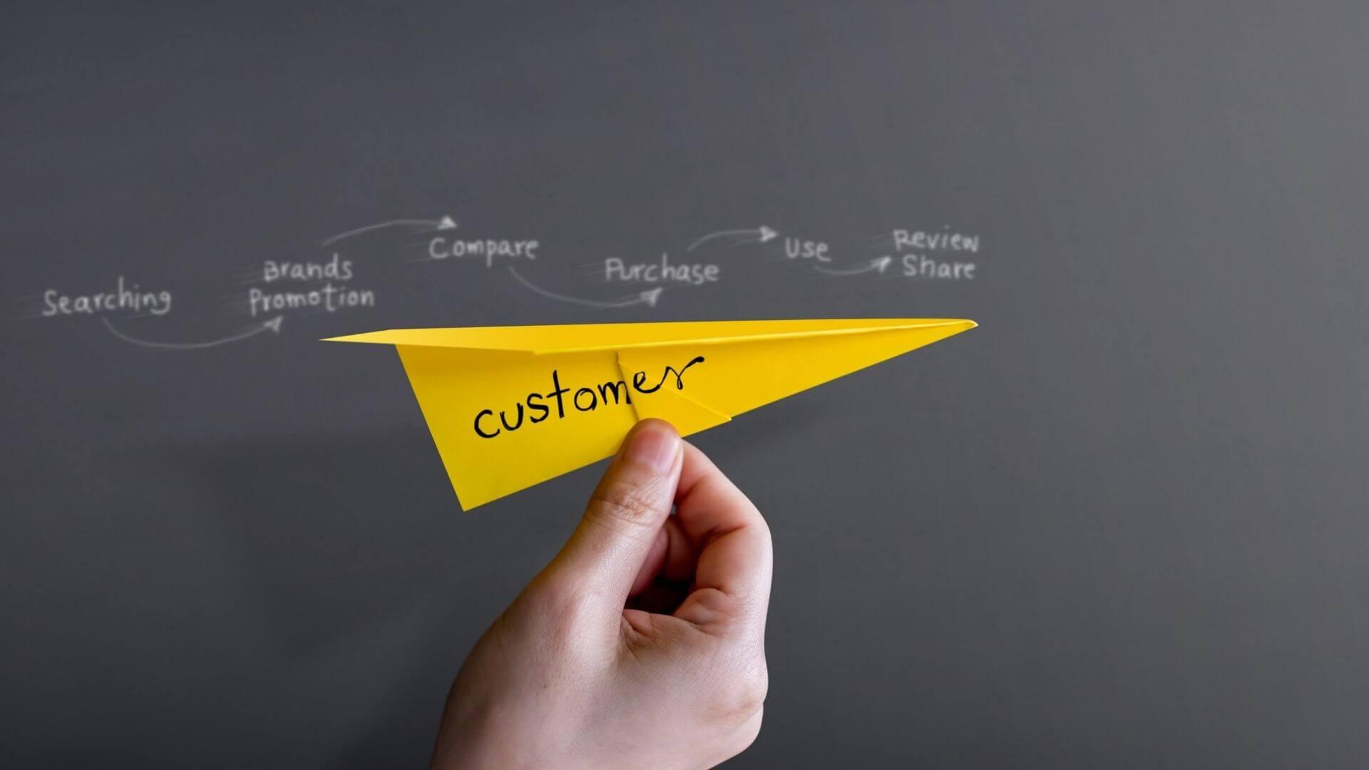 estratégias jornada do cliente