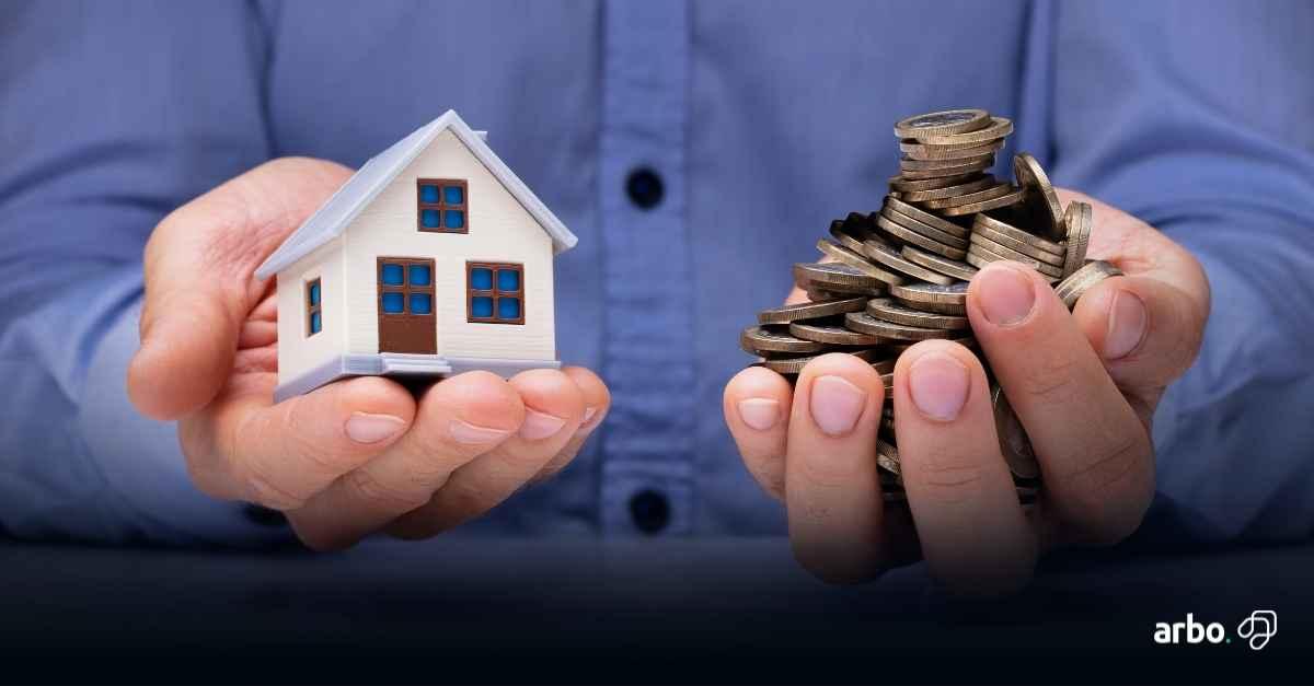 vender uma casa