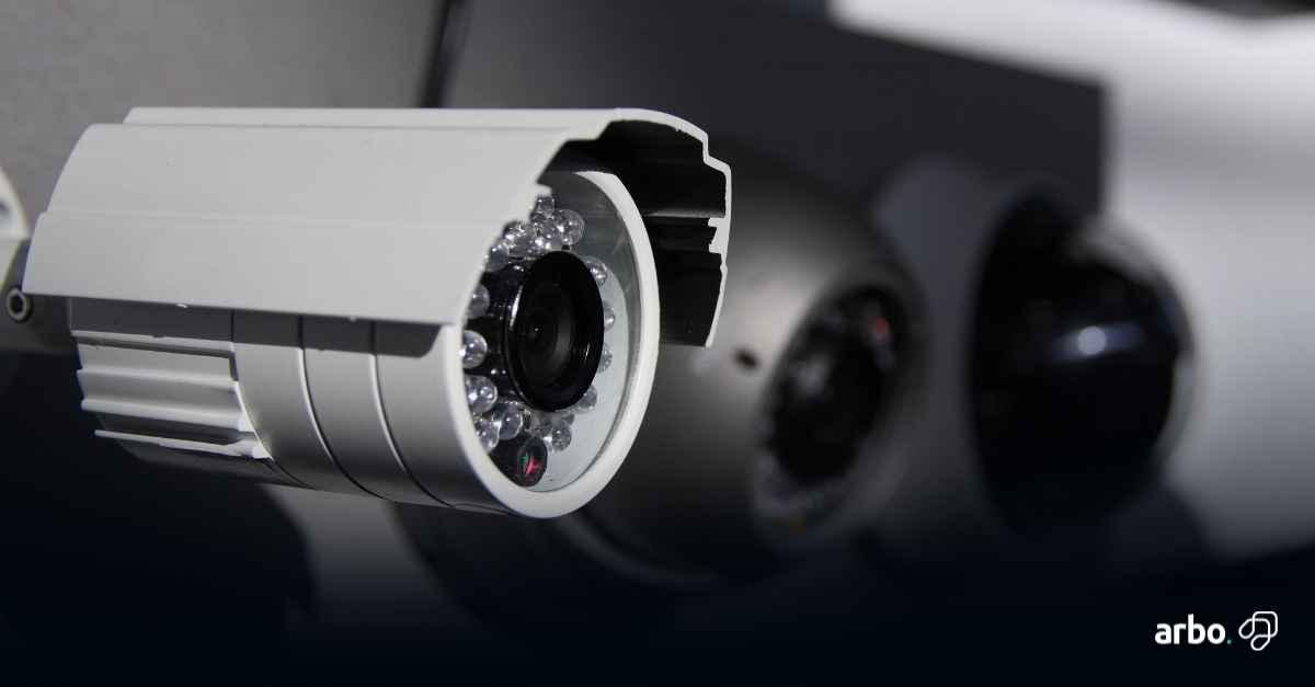 câmera de segurança para casa inteligente