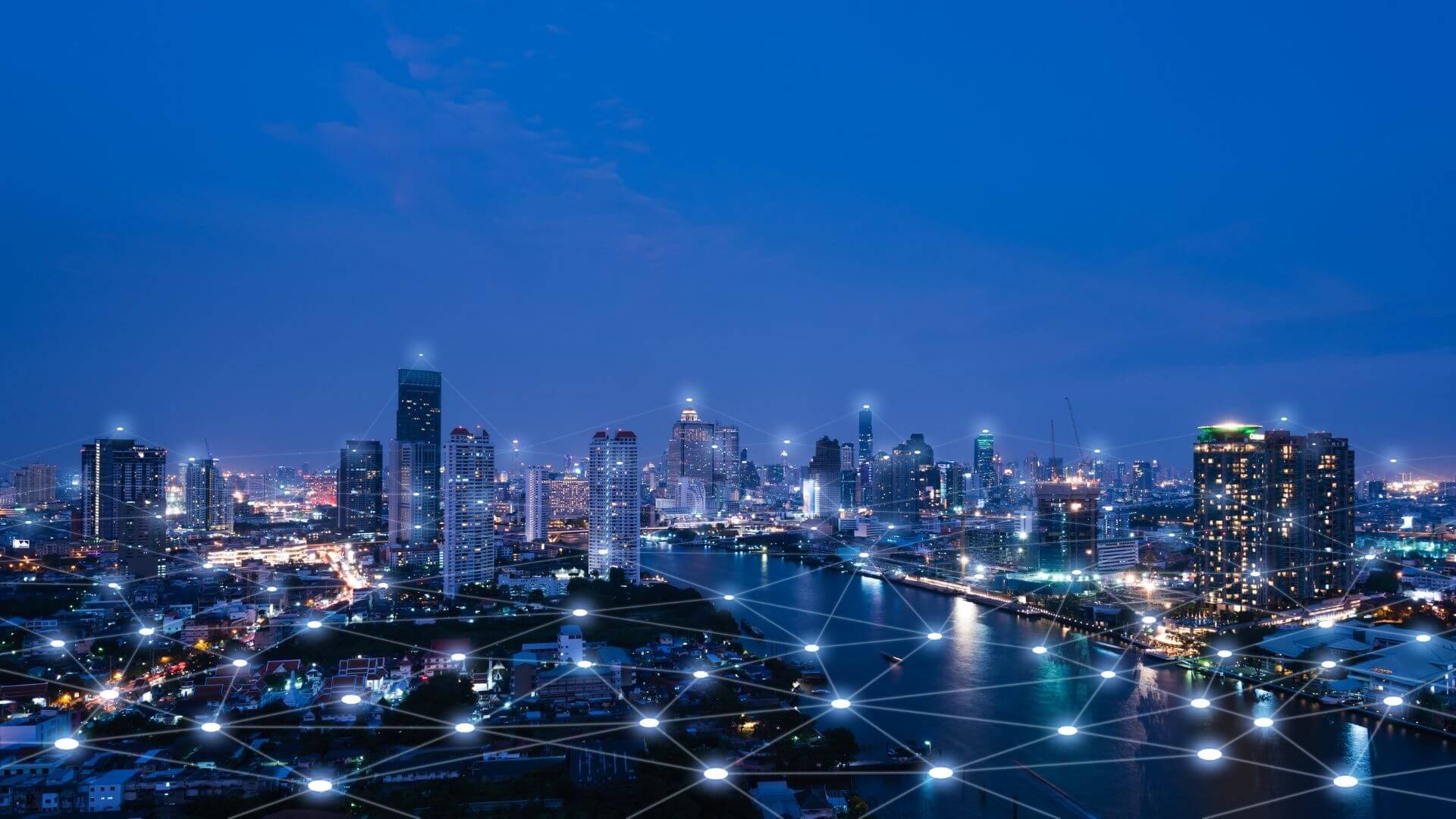 cidades inteligentes países