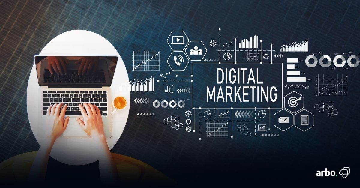 análises de métricas de marketing digital