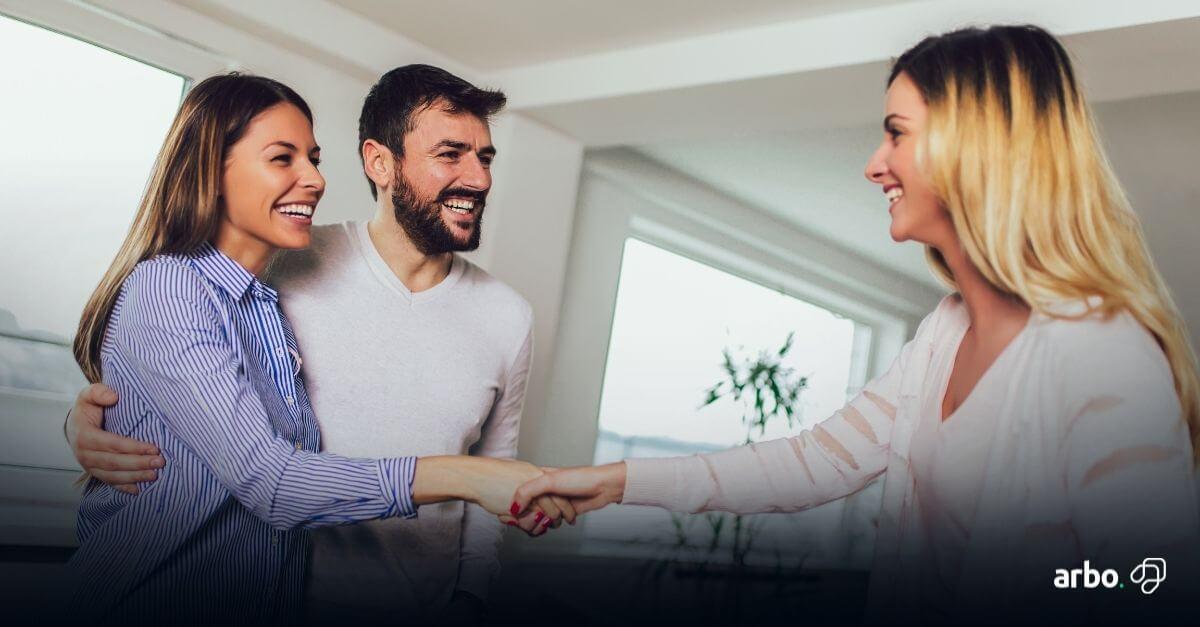 negociar e vender no mercado imobiliário