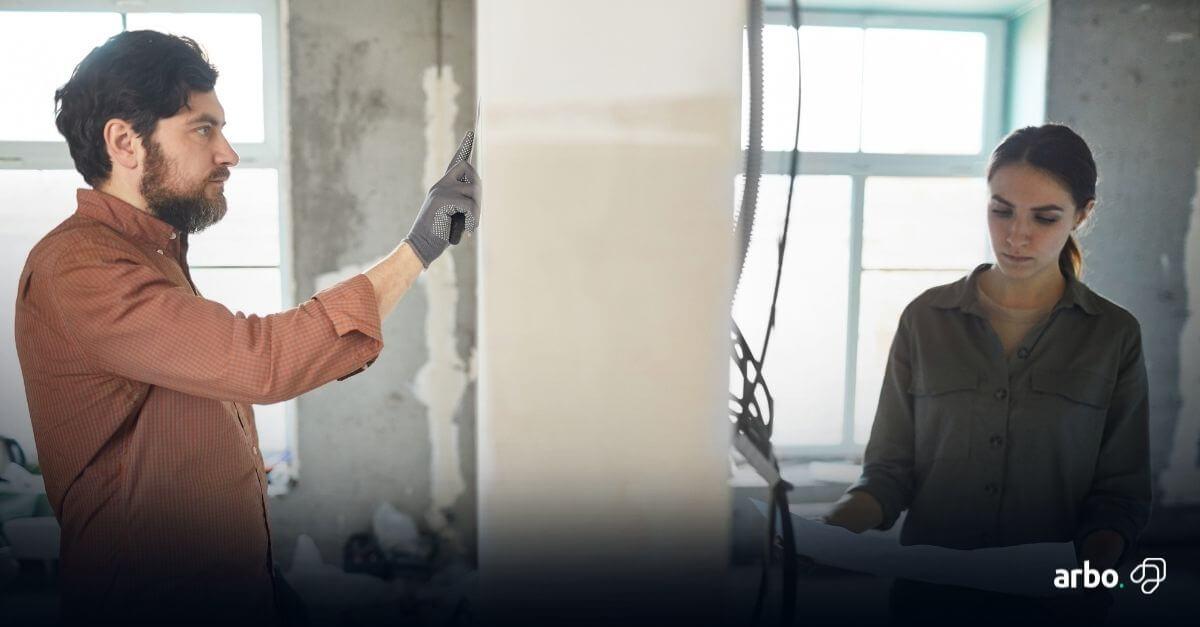 o que saber reformar casa alugada