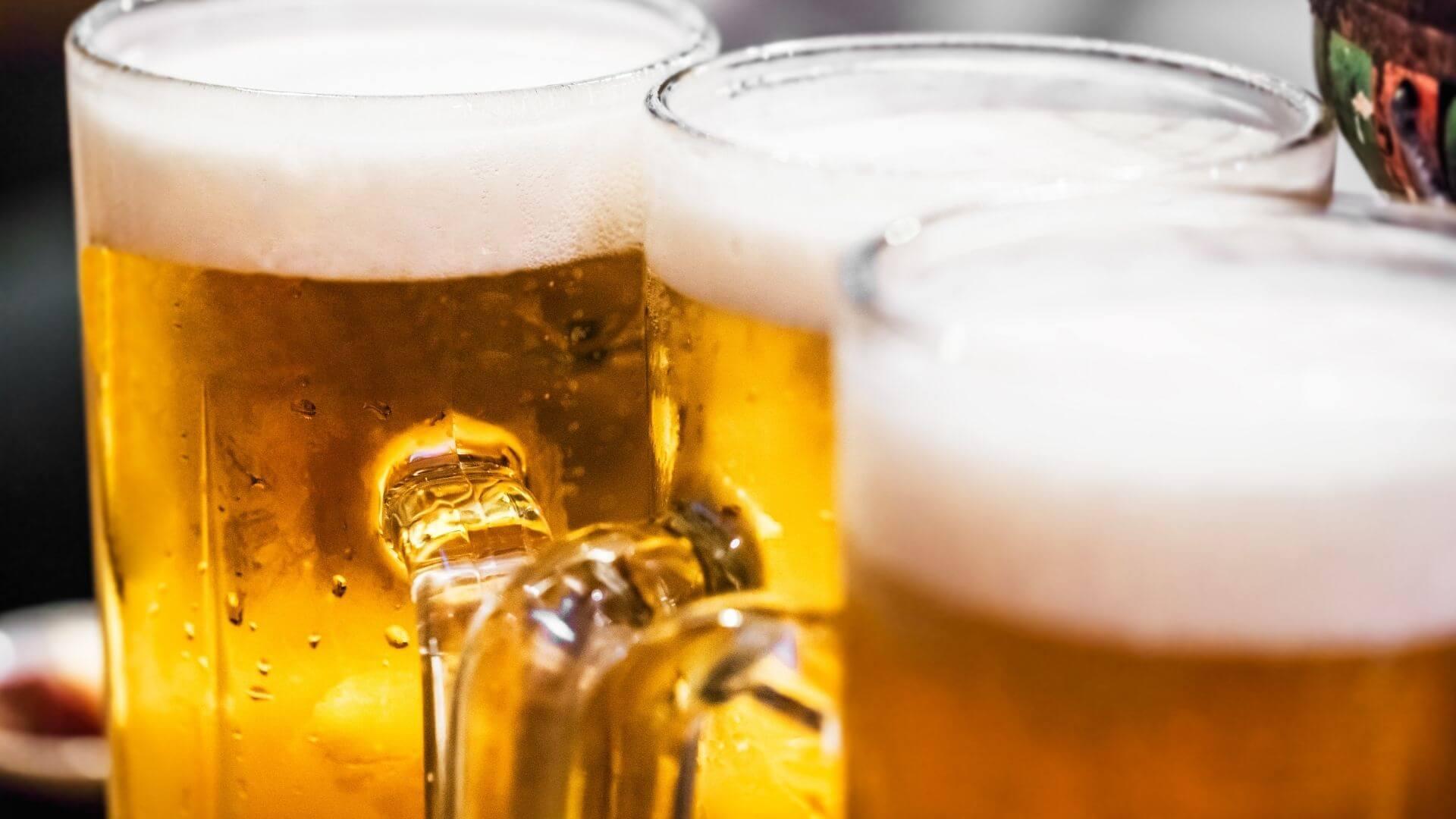tipos de copos bebidas